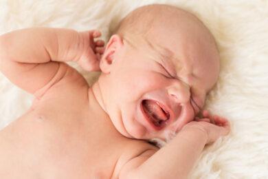 Κολικοί  μωρού:  Διάγνωση, εμφάνιση, αντιμετώπιση